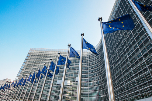 [A] Where is the EU's official headquarters?