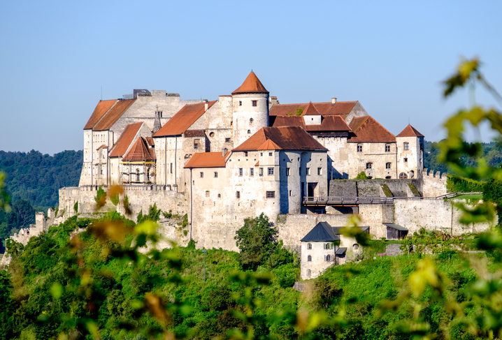 What is the longest castle in Europe?