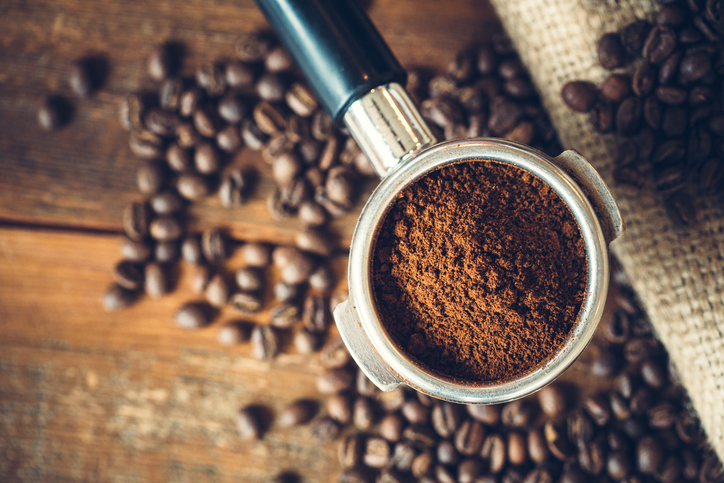 What is the only U.S. state that grows coffee commercially?
