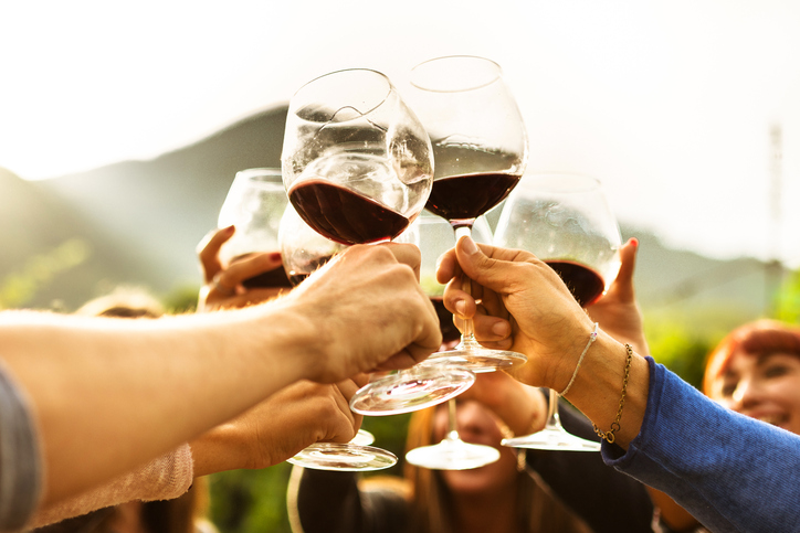 [A] Which country consumes the most wine per capita?