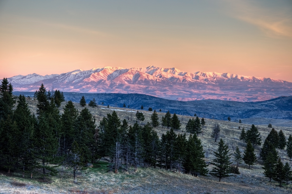 [Q] The Crazy Mountains are located in which U.S. state?