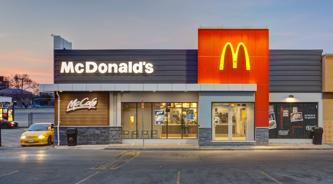 What European country does not have a single McDonald's restaurant?